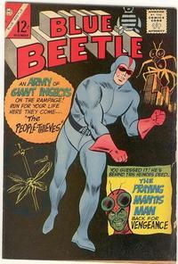 Cover Thumbnail for Blue Beetle (Charlton, 1965 series) #53