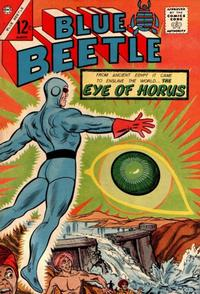 Cover Thumbnail for Blue Beetle (Charlton, 1965 series) #54