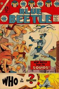 Cover Thumbnail for Blue Beetle (Charlton, 1967 series) #1
