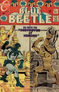 Cover Thumbnail for Blue Beetle (Charlton, 1967 series) #5