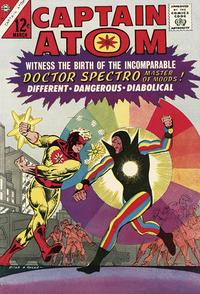 Cover Thumbnail for Captain Atom (Charlton, 1965 series) #79