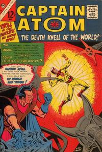 Cover Thumbnail for Captain Atom (Charlton, 1965 series) #80