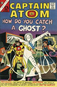 Cover Thumbnail for Captain Atom (Charlton, 1965 series) #82