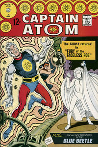 Cover Thumbnail for Captain Atom (Charlton, 1965 series) #86