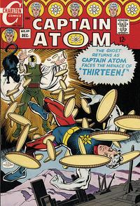 Cover Thumbnail for Captain Atom (Charlton, 1965 series) #89