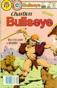 Cover Thumbnail for Charlton Bullseye (Charlton, 1981 series) #5