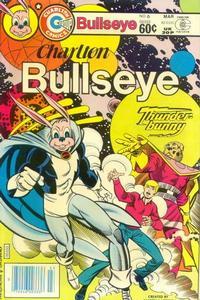 Cover Thumbnail for Charlton Bullseye (Charlton, 1981 series) #6