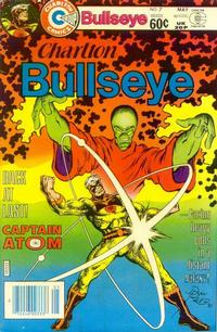 Cover for Charlton Bullseye (Charlton, 1981 series) #7
