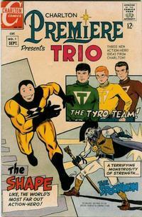Cover Thumbnail for Charlton Premiere (Charlton, 1967 series) #1
