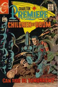 Cover Thumbnail for Charlton Premiere (Charlton, 1967 series) #2