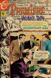 Cover Thumbnail for Charlton Premiere (Charlton, 1967 series) #4