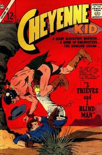 Cover Thumbnail for Cheyenne Kid (Charlton, 1957 series) #44