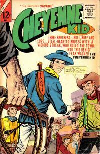 Cover Thumbnail for Cheyenne Kid (Charlton, 1957 series) #50