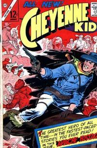 Cover Thumbnail for Cheyenne Kid (Charlton, 1957 series) #54