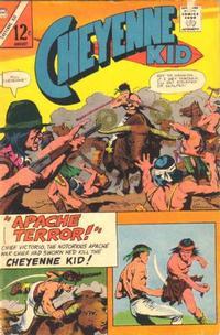 Cover Thumbnail for Cheyenne Kid (Charlton, 1957 series) #57