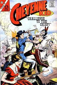 Cover Thumbnail for Cheyenne Kid (Charlton, 1957 series) #60
