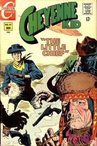 Cover Thumbnail for Cheyenne Kid (Charlton, 1957 series) #64