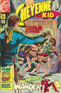 Cover Thumbnail for Cheyenne Kid (Charlton, 1957 series) #71