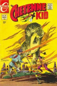 Cover Thumbnail for Cheyenne Kid (Charlton, 1957 series) #74