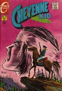 Cover Thumbnail for Cheyenne Kid (Charlton, 1957 series) #75
