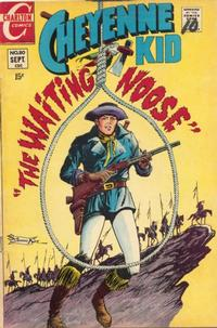 Cover Thumbnail for Cheyenne Kid (Charlton, 1957 series) #80