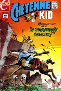 Cover Thumbnail for Cheyenne Kid (Charlton, 1957 series) #81