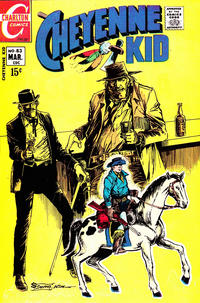 Cover for Cheyenne Kid (Charlton, 1957 series) #83