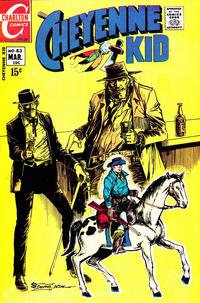 Cover Thumbnail for Cheyenne Kid (Charlton, 1957 series) #83