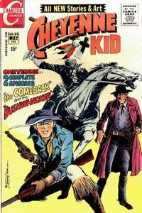 Cover Thumbnail for Cheyenne Kid (Charlton, 1957 series) #84