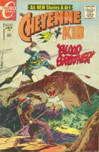 Cover Thumbnail for Cheyenne Kid (Charlton, 1957 series) #85