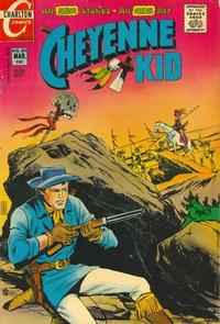 Cover Thumbnail for Cheyenne Kid (Charlton, 1957 series) #89