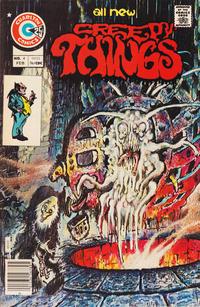 Cover Thumbnail for Creepy Things (Charlton, 1975 series) #4