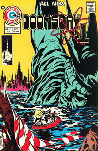 Cover Thumbnail for Doomsday + 1 (Charlton, 1975 series) #1