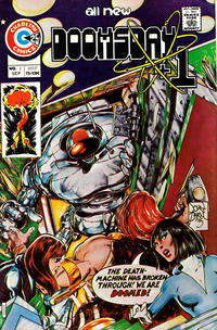 Cover Thumbnail for Doomsday + 1 (Charlton, 1975 series) #2