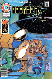 Cover Thumbnail for Doomsday + 1 (Charlton, 1975 series) #3