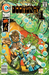 Cover Thumbnail for Doomsday + 1 (Charlton, 1975 series) #4