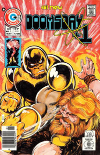 Cover Thumbnail for Doomsday + 1 (Charlton, 1975 series) #6