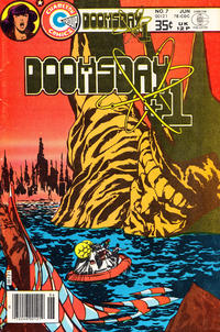 Cover Thumbnail for Doomsday + 1 (Charlton, 1975 series) #7