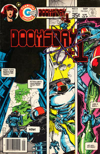 Cover Thumbnail for Doomsday + 1 (Charlton, 1975 series) #8