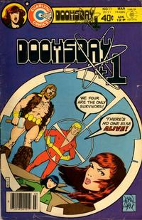 Cover Thumbnail for Doomsday + 1 (Charlton, 1975 series) #11