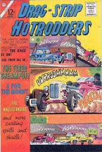 Cover Thumbnail for Drag-Strip Hotrodders (Charlton, 1963 series) #5