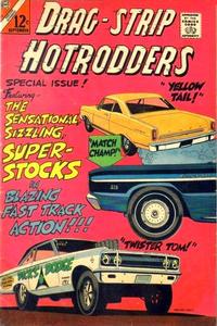 Cover Thumbnail for Drag-Strip Hotrodders (Charlton, 1963 series) #11