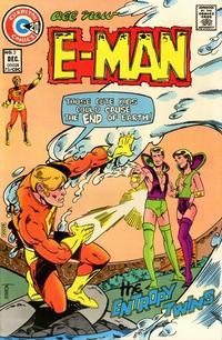 Cover Thumbnail for E-Man (Charlton, 1973 series) #2