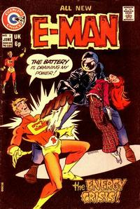 Cover Thumbnail for E-Man (Charlton, 1973 series) #3