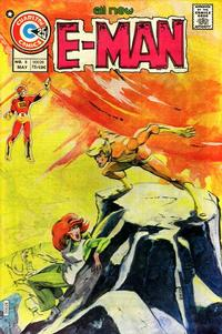 Cover Thumbnail for E-Man (Charlton, 1973 series) #8