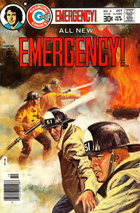 Cover Thumbnail for Emergency (Charlton, 1976 series) #3