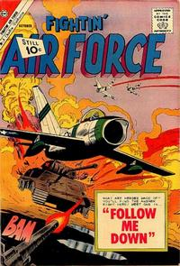 Cover Thumbnail for Fightin' Air Force (Charlton, 1956 series) #29