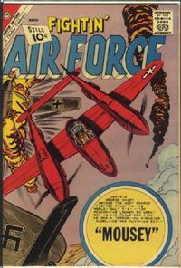 Cover Thumbnail for Fightin' Air Force (Charlton, 1956 series) #31