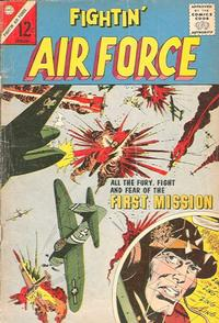 Cover Thumbnail for Fightin' Air Force (Charlton, 1956 series) #36