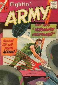 Cover Thumbnail for Fightin' Army (Charlton, 1956 series) #67